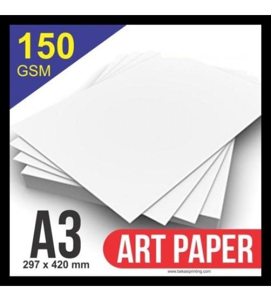 ART PAPER 150 A3