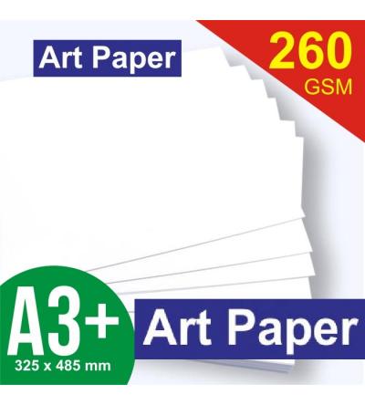 ART PAPER 260 A3