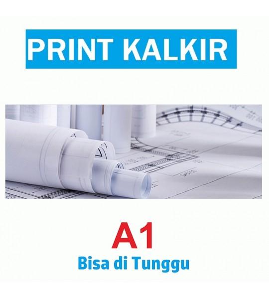 PRINT KALKIR A1