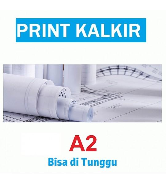PRINT KALKIR A2