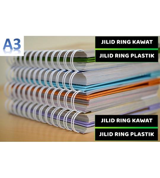 JILID RING A3
