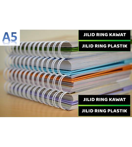 JILID RING A5