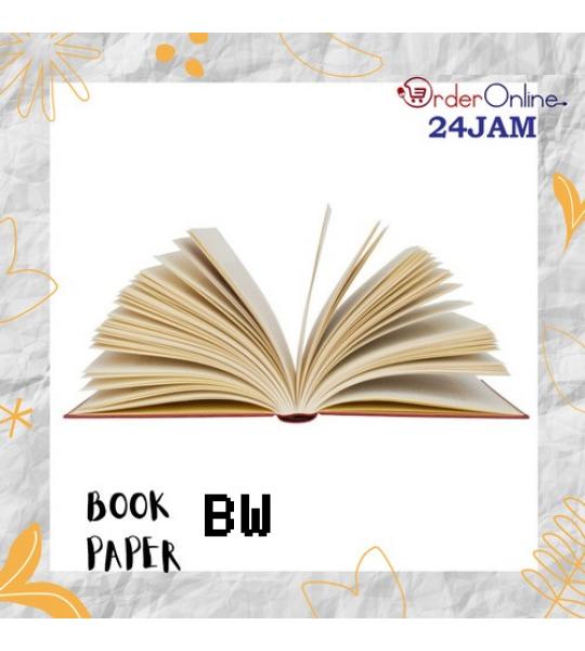 PAPER BOOK BW