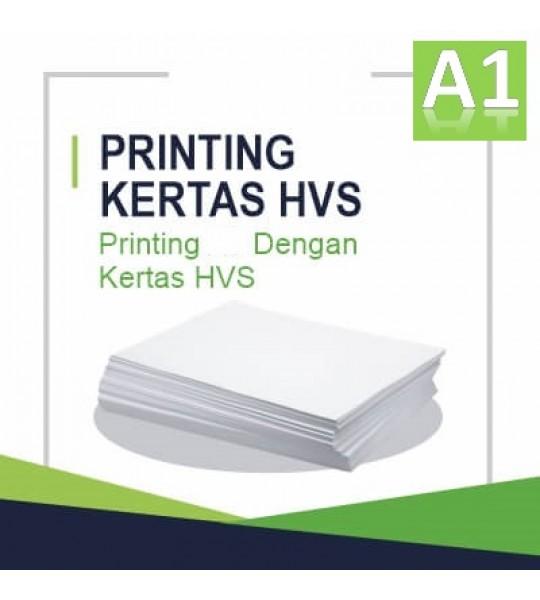PRINT HVS A1