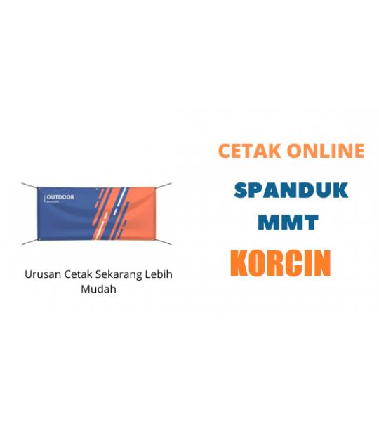 SPANDUK MMT KORCIN